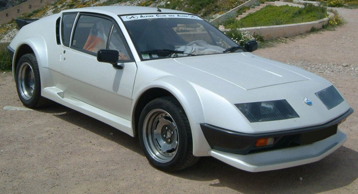 Alpine A310 V6 GT Pack
