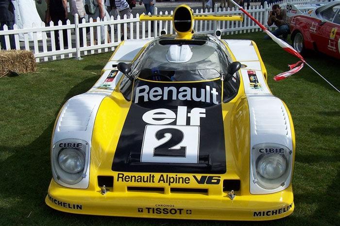 Alpine A442