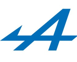 alpine-official logo of the company