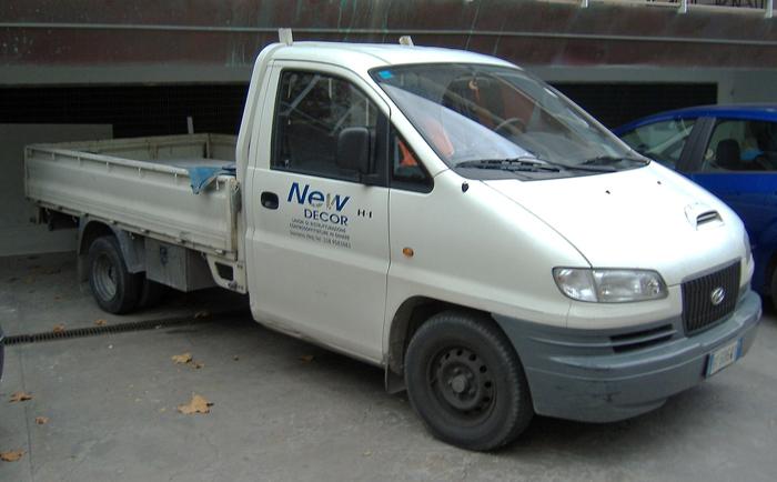 Hyundai Libero