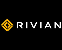 rivian official logo of the company