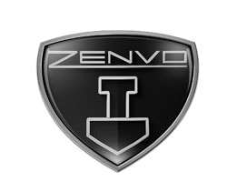 zenvo official logo of the company