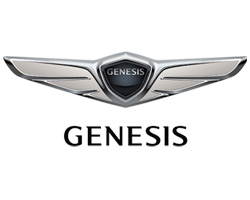 genesis-motor-official logo of the company