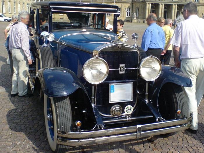 Cadillac Series 341