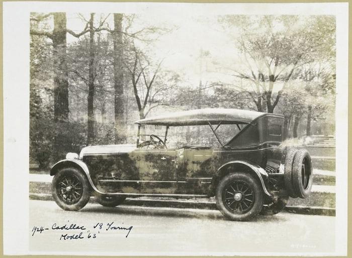 Cadillac Type V-63