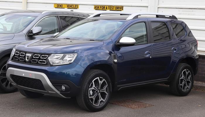 Dacia Duster (2009–present)