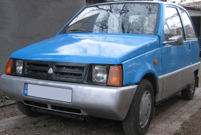 Dacia Lastun (1988–1991)