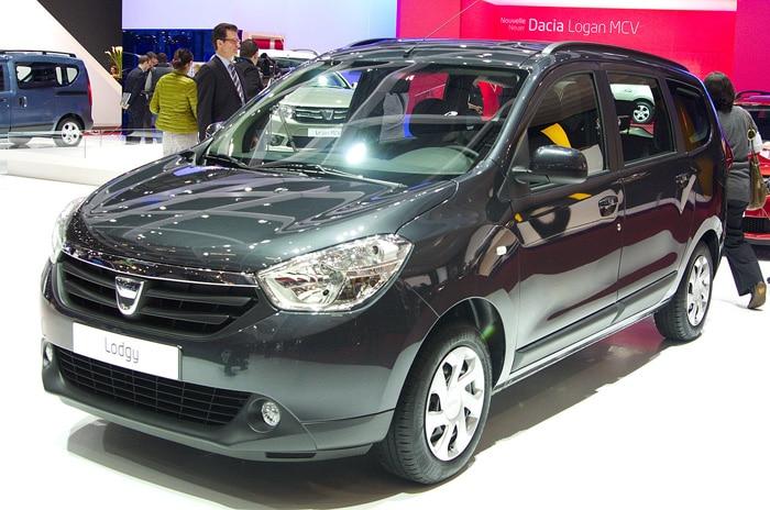 Dacia Lodgy (2012–present)