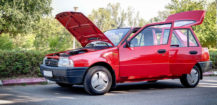 Dacia Nova (1995–2000)