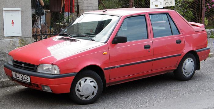 Dacia SupeRNova (2000–2003)