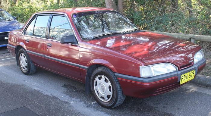 Holden Camira