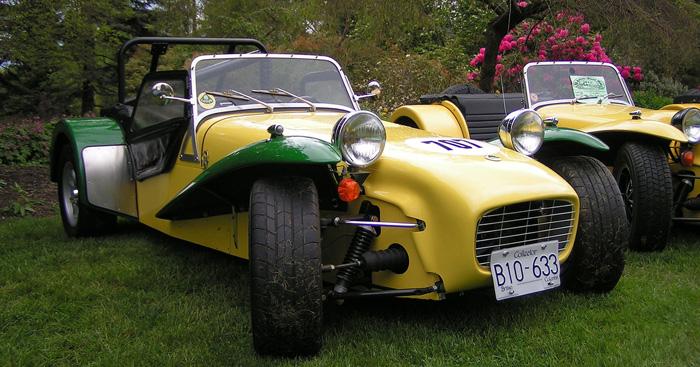 Lotus Seven