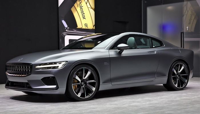 polestar 1 vehicle model