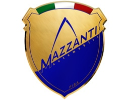 Mazzanti Automobili official logo of the company
