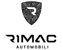 Rimac official logo of the company