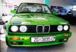 Rimac Green Monster