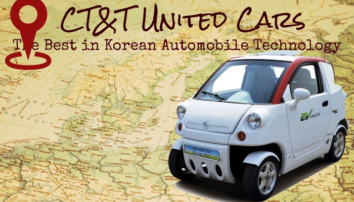 CT&T United Cars: The Best in Korean Automobile Technology