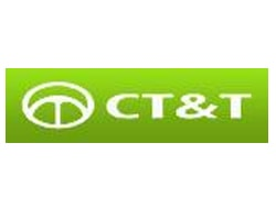 ct&t official logo of the company
