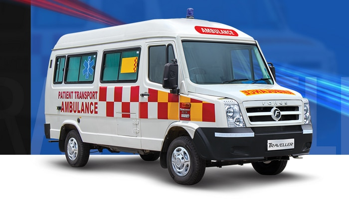 Patient Transport Ambulance (Type B)