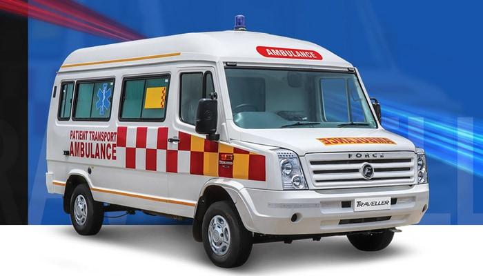 Twin Stretcher Ambulance