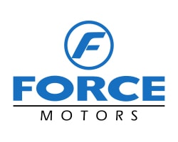 force motors official logo of the company